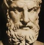 Buste d'Epicure. Musée du Louvre