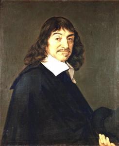 Descartes, par Frantz Hals. 1649. Musée du Louvre