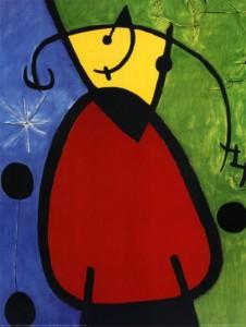 Jean Miro. Sublime. 1936