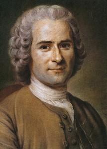 Jean-Jacques Rousseau, par Quentin de La Tour. 1753. Musée JJ Rousseau, à Montmorency