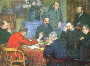 Théo van Ryseelberghe. 1903